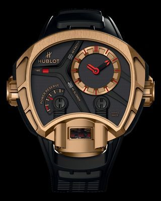 Enjoy the new Hublot MP-02 Key of time  watch - Presentwatch.com