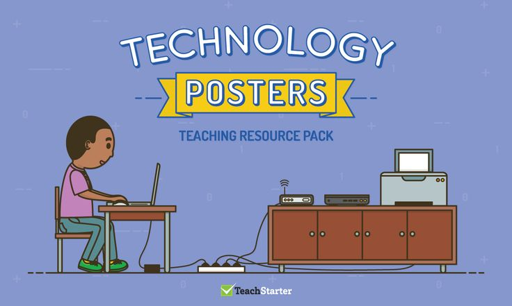 Technology Posters Resource Pack: An extensive collection of teaching resources to use during Technology lessons. Within this resource collection, you…