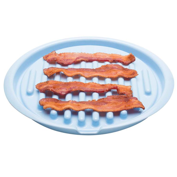Microwave Microwave Bacon Tray