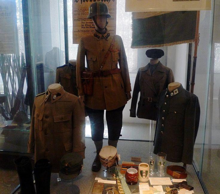Heimwehr And Schutzbund Uniform Flickr Photo Sharing