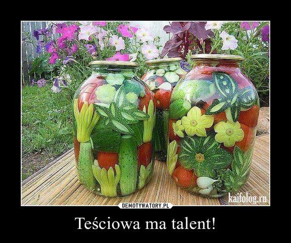 Teściowa ma talent! –