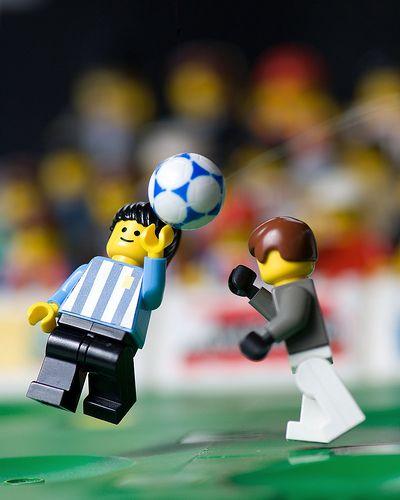 Lego Maradona