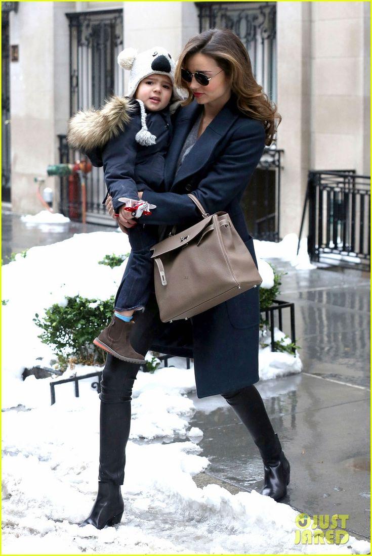 Miranda Kerr + jacket