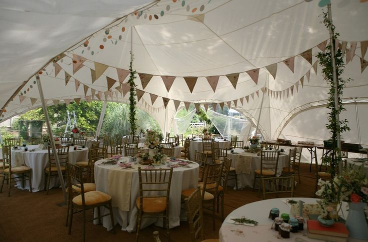 Capri Marquee Hire an alternative to the traditional shape Marquee Impress your guests Call Now on 01403785751