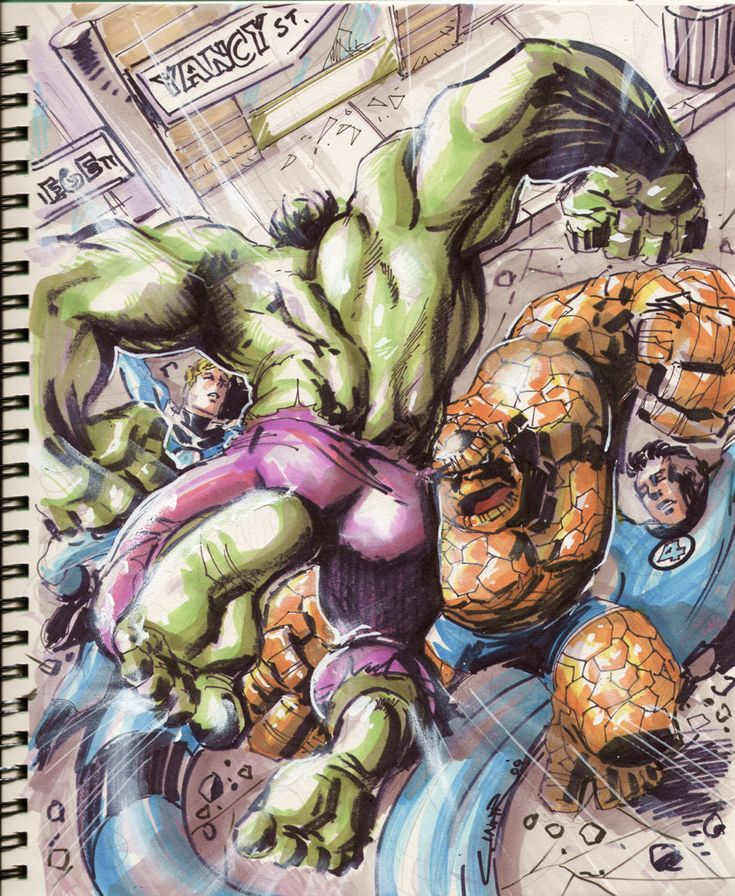 Free Comic Book Day Hulk Heroclix: 17 Best Images About Hulk Vs The Thing On Pinterest