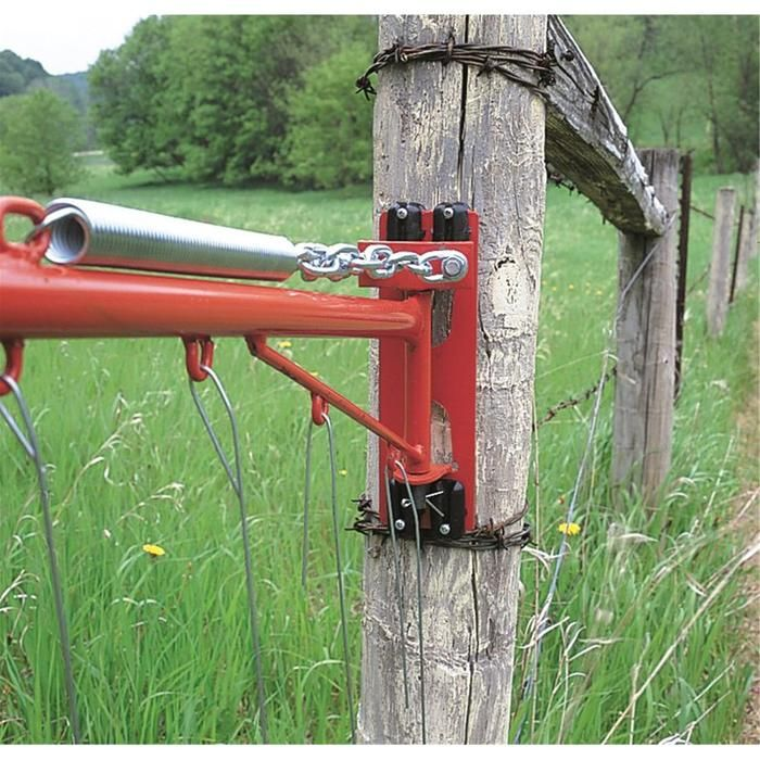 Metal T Post Puller Tool Gempler S Wood Fence Post Electric Gate Opener Farm Gate