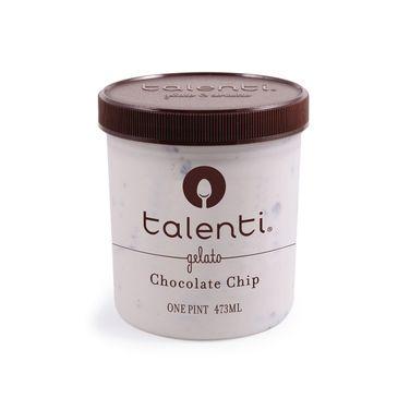 Talenti Gelato Chocolate Chip #icecream #healthy #dessert