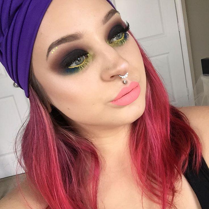 Jeffree Star Velour Liquid Lipstick in 714 & the Saucebox x Batalash Palette!