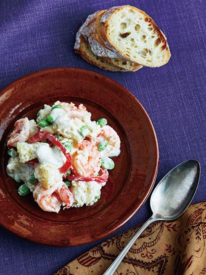 マヨネーズ不要の定番おかず|『ELLE a table』はおしゃれで簡単なレシピが満載!