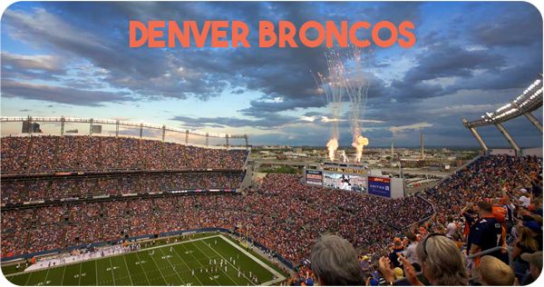 Denver #Broncos Tickets - Information, Schedule, Parking | buytickets.com/Denver-Broncos