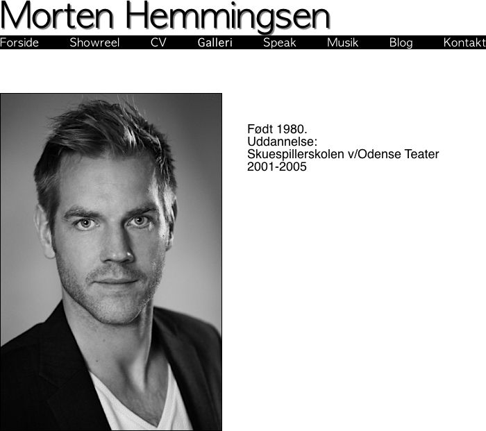 Morten Hemmingsen
