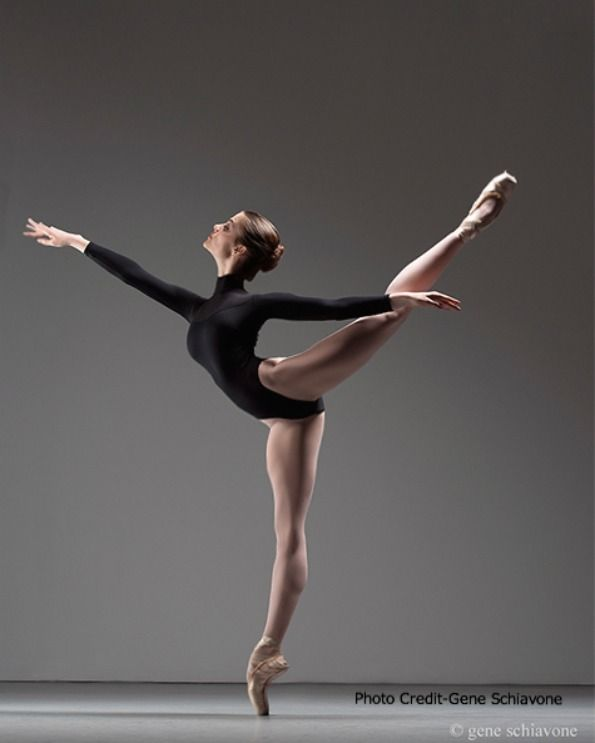 BALLERINA BRITTANY CAVACO – THE WASHINGTON BALLET PHOTO BY GENE SCHIAVONE…