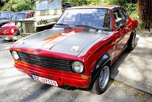 Opel Kadett B Irmscher