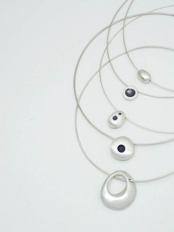 Solid Ground Collection - kari woo contemporary art jewellery