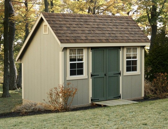 32 best images about sheds garages on pinterest for Quaker barn home designs