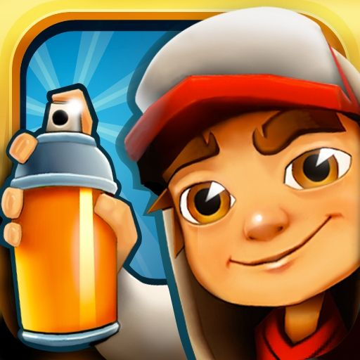 Subway Surfers Shamefully addicted to this game