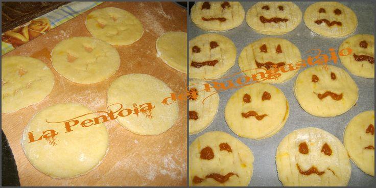 Biscotti con marmellata di zucca | La pentola del buongustaio
