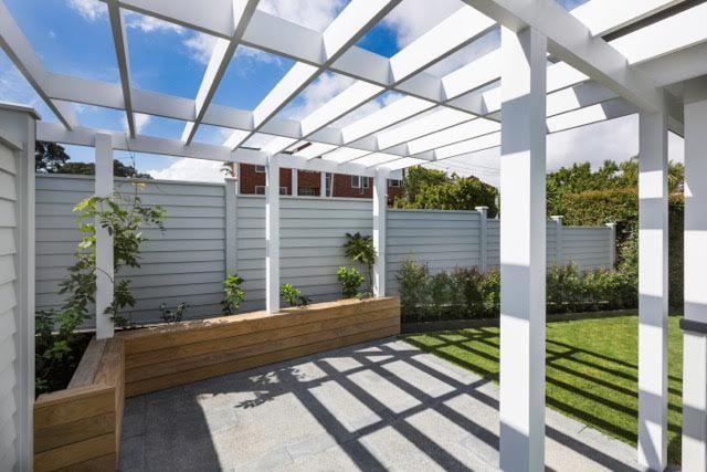 Remuera, Auckland House I Jenkin Tru-Pine timber pergola