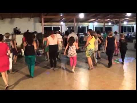 ballo di gruppo CHA CHA CHA - YouTube