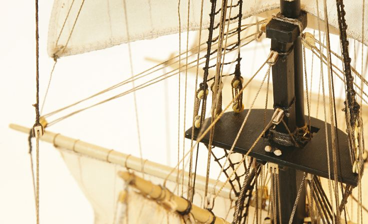 Goleta DOS AMIGOS. Modelismo naval. Ready-to-make. DIY.