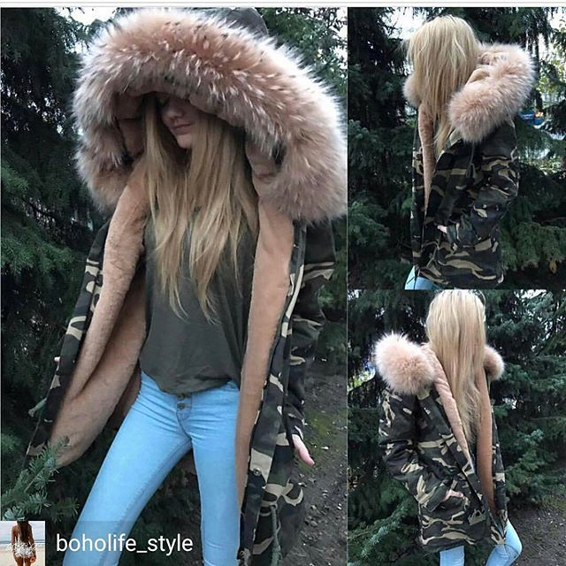 @Regrann from @boholife_style -  Ostatnia dostawa . Model nie będzie ponownie dostępny. S m l xl. Przy kapturze jenot naturalny. Srodek sztuczne futerko.459 pln plus kw ❤️❤️❤️❤️ #fur #winter #pels #pelz #furfashion #furcoat #coat #fashion #pelt #fell  #winterfashion #pelzmode #pelzmantel #peltjacke #furlove  #luxury #luxury #furry #rich #pelliccia #futro #lookbook #winteriscoming