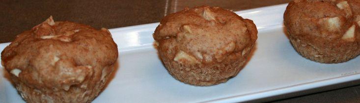 Délicieux muffins aux pommes et à la cannelle sans oeuf. Ingrédients pour 12 muffins: 1 1/2tasses de farine tout usage 1/2 tasse de farine de blé entier 1 c. à soupe de poudre à pâte 1 c. à thé de…