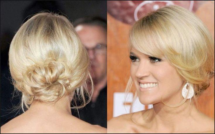 Elegante Hochsteckfrisuren Für Lange Haare - Haare Styles | Einfache Frisuren