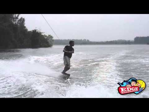 Edge Wakeboarding Lesson 02: Edging - http://wakeboardinghq.net/edge-wakeboarding-lesson-02-edging/