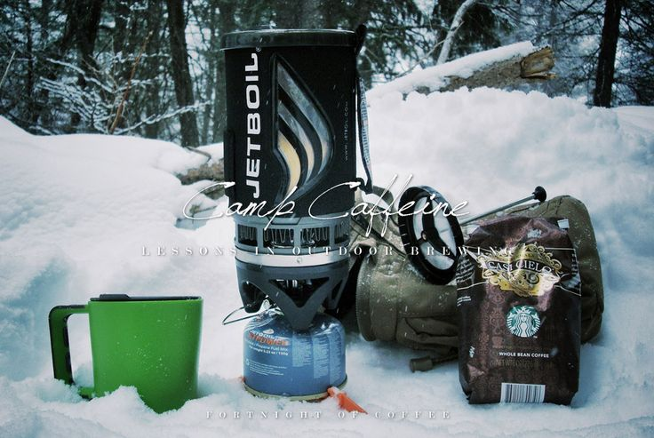 Camp Caffeine: Lessons in Outdoor Brewing