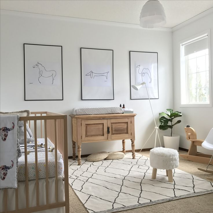 Scandinavian Baby Nursery: The 25+ Best Scandinavian Nursery Ideas On Pinterest