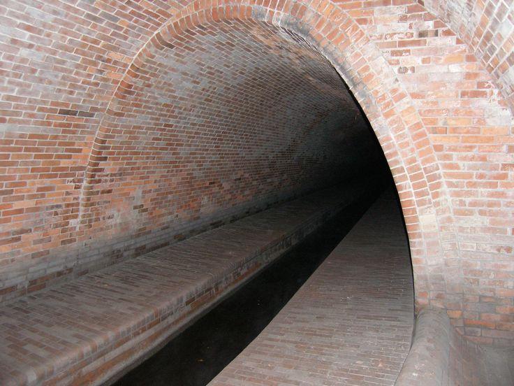 Underground canals