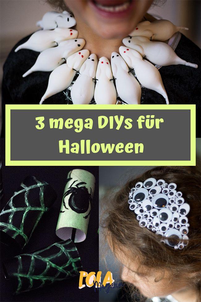 3 Last Minute Ideen für das Halloween-Kostüm
