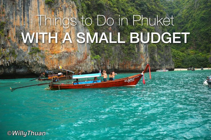 12 Things to Do in Phuket with a Small Budget (updated) :https://www.phuket101.net/10-things-to-do-in-phuket-on-short-budget/
