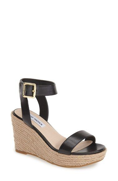 steve madden seaside wedge sandal available at