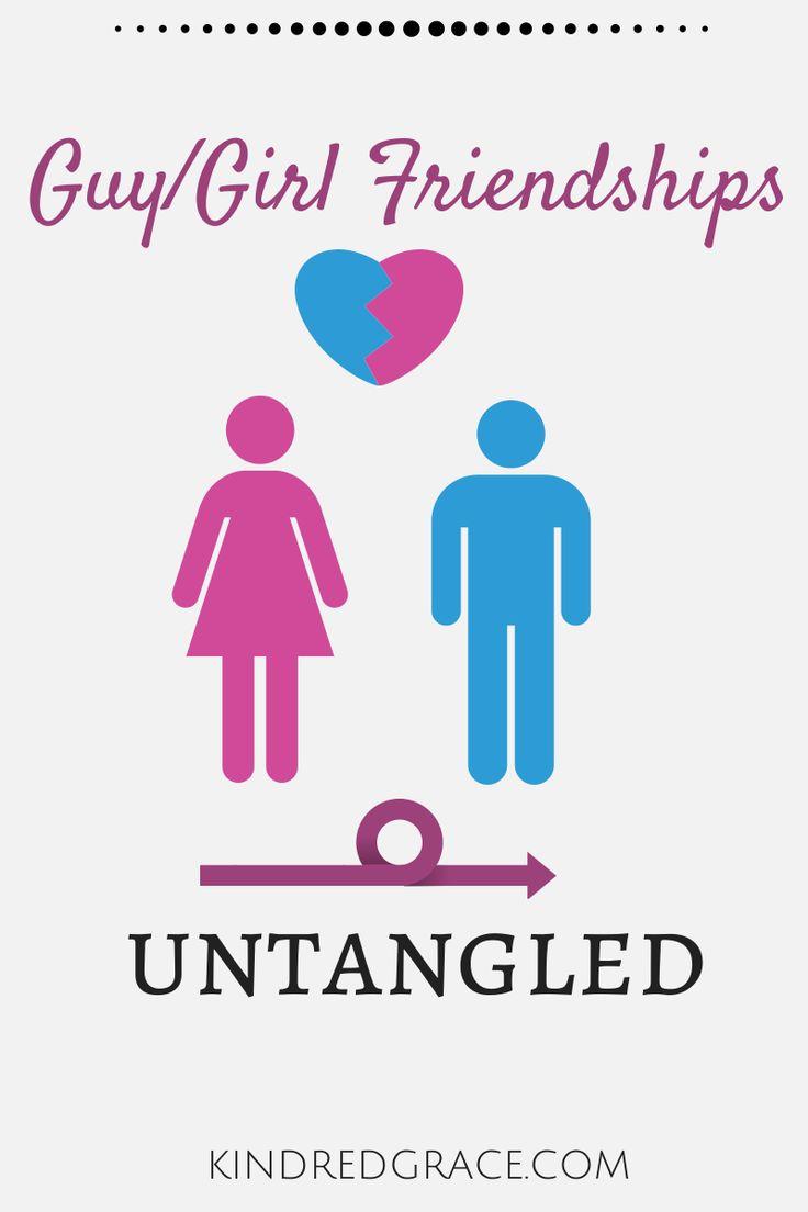Guy/Girl Friendships: Untangled
