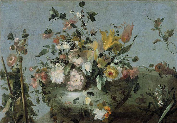 Flowers, Anonymous, c. 1700 - c. 1799: