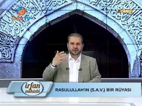 Resulullah (s.a.v)'in Bir Rüyası ve Rüyadaki Hikmetler ~ Abdurrahman Büy...