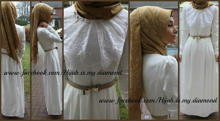 Turkish fashionista Sümeyye Coktan. Her page Hijab is my diamond.