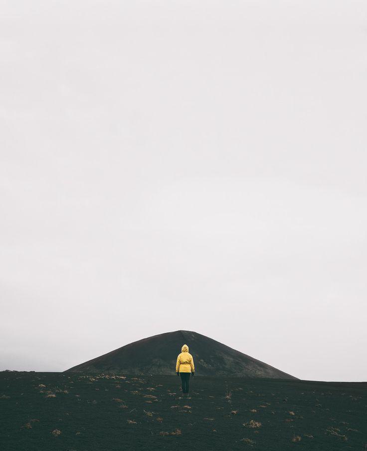Freedom to explore /// Berserkjahraun, Iceland ©️ Adam Biernat
