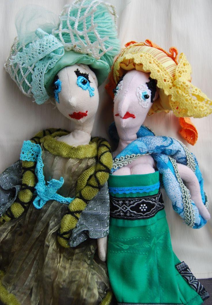 Anya és lánya 4 (Rongyboszi és Leonóra)
