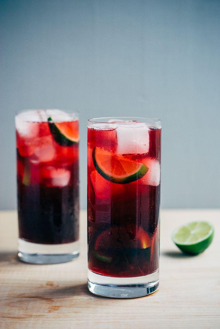 red wine sprizters