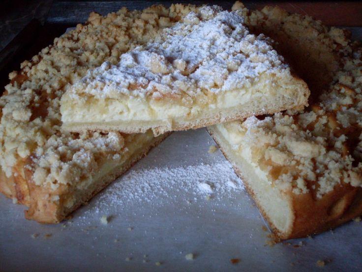 1221. kynutý tvarohový koláč bez vajec od patek - recept pro domácí pekárnu