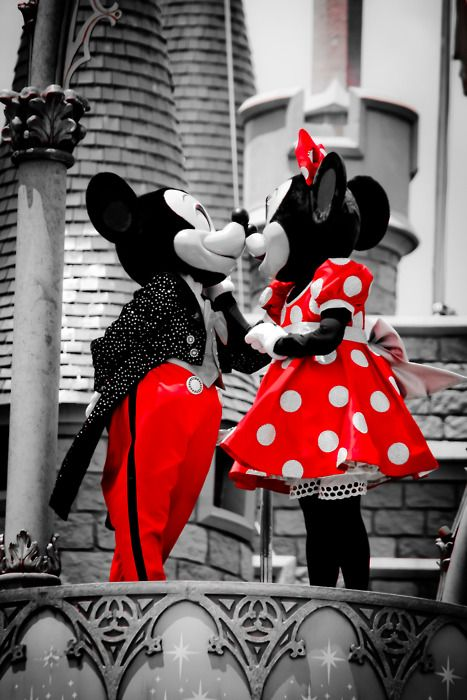 """Romantic vacations at Disney can be had! George & I spent a lot of time """"dating"""" at Disney & have fond memories pre-kids!"""