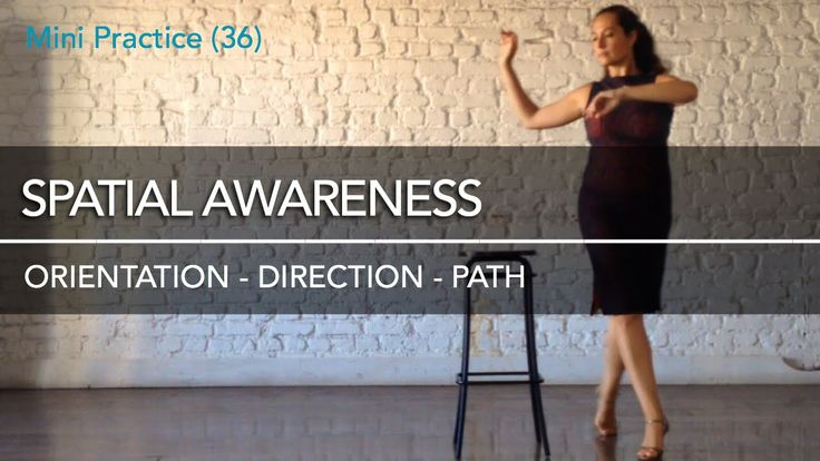 Spatial awareness: orientation, direction & path - Mini Practice (36)