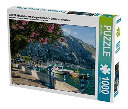 GARDASEE Hafen und Uferpromenade in Limone sul Garda 1000... https://www.amazon.de/dp/B01KZNBM5I/ref=cm_sw_r_pi_dp_x_azBoybAMPZ27Y #Puzzle #Geschenk #gift #Spielzeug #Gardasee #Landschaft #Sommer #Italien #Limone #Ort #LimoneSulGarda #Hafen #idylle