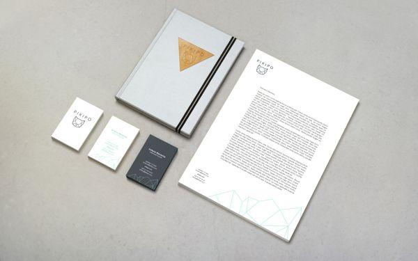 Pikipo. #branding #design #logo #identity #corporate #id #print #pleo