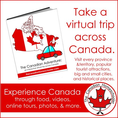 The Canadian Adventure book is a province by province virtual trip. Take you and your kids on a tour of Canada – from Newfoundland to BC and…