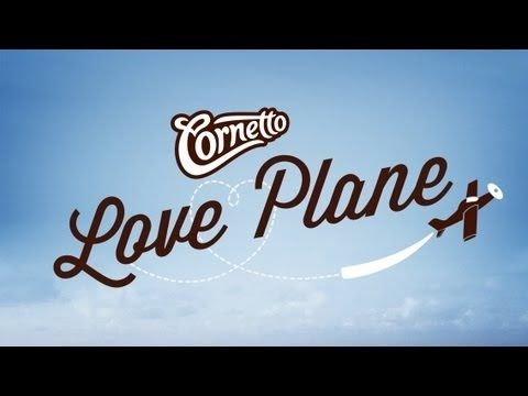 ▶ Cornetto Love Plane #Tweets