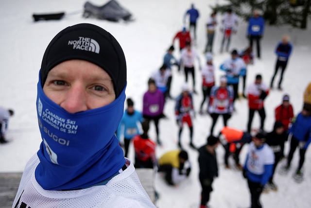 One Final Mad Dash for Winter Race Season - My race report from the final winter snowshoe race at the Mad Trapper Snowshoe Race. Good times abound!