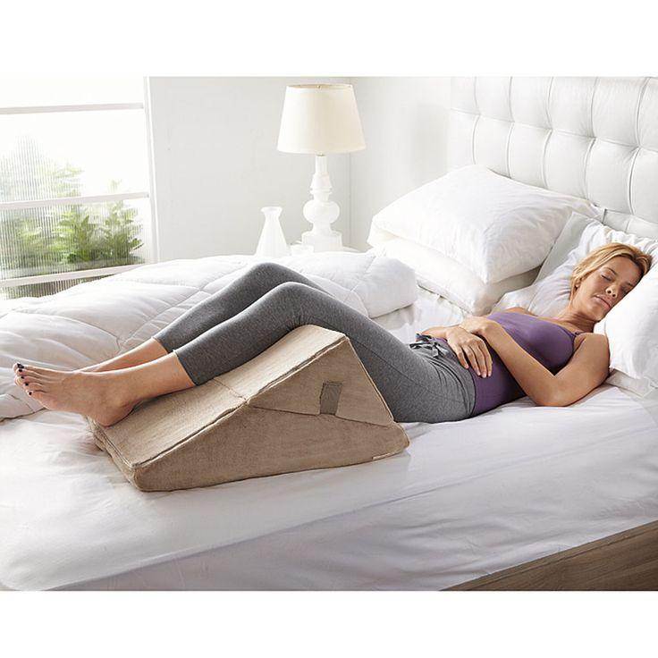 best 25 bed wedge pillow ideas on pinterest wedge. Black Bedroom Furniture Sets. Home Design Ideas